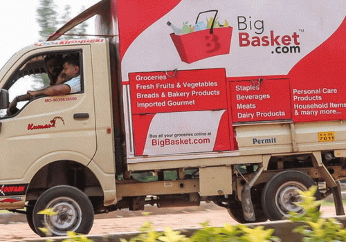 Tinuku Amazon is rumored to buying Bigbasket.com