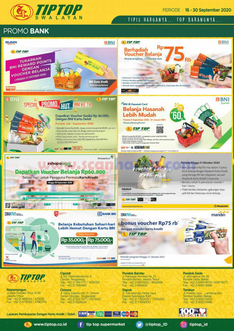 Katalog Tiptop Swalayan Promo 16 - 30 September 2020 12