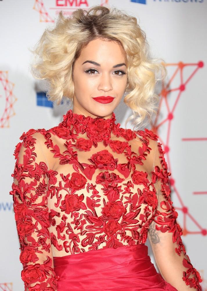 Rita Ora Fashion Shoot Photos: Rita Ora