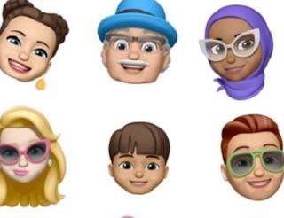 cara membuat emoticon wajah sendiri di iphone
