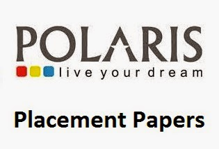 Polaris Placement Papers