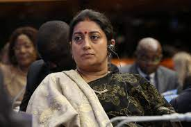 Smriti Irani tells, Amethi is now Self Sufficient in medical Oxygen Needs