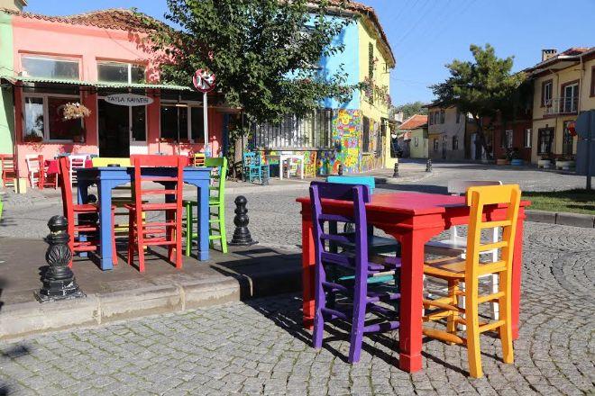 Kırklareli Yayla Mahallesinin Renkliliği