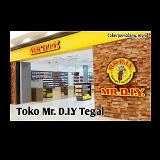Loker Mr. DIY Tegal