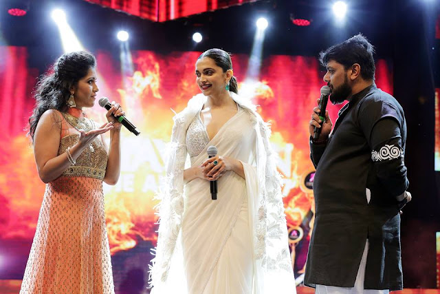 Global Icon Of The Year -Deepika Padukone