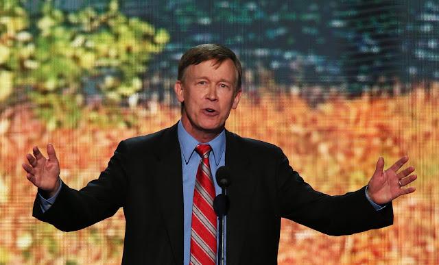 Governor Hickenlooper (D-Colorado)
