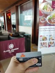 【旅游贴士】2020年大马信用卡免费进入机场贵宾室Plaza Premium Lounge