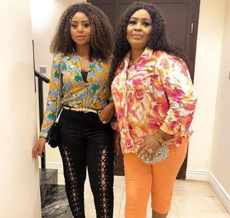 Woman supports Rita Daniels for marrying off Regina Daniels without her father's consent