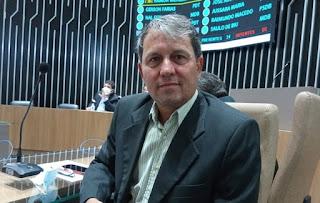 Marcelo Bandeira requer a criação da Controladoria Geral do Município de Guarabira