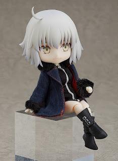 """Nendoroid Doll Saber/Altria Pendragon (Alter) Shinjuku Ver. de """"Fate/Grand Order"""" - Good Smile Company"""