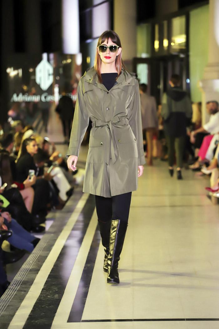Argentina Fashion Week otoño invierno 2019 │ Desfile Adriana Costantini otoño invierno 2019. │ Moda otoño invierno 2019 en Argentina. │ Moda abrigos y sobretodos otoño invierno 2019.