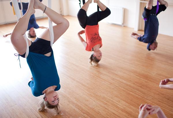 Yoga rolfing