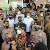 Kapolda Sulsel Bersama Plt. Gubernur Sulsel Pantau Penerapan Prokes di Pasar Butung dan Mall Panakukkang Makassar
