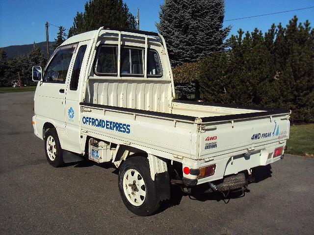 J Cruisers JDM Vehicles Parts In Canada: 1992 Daihatsu