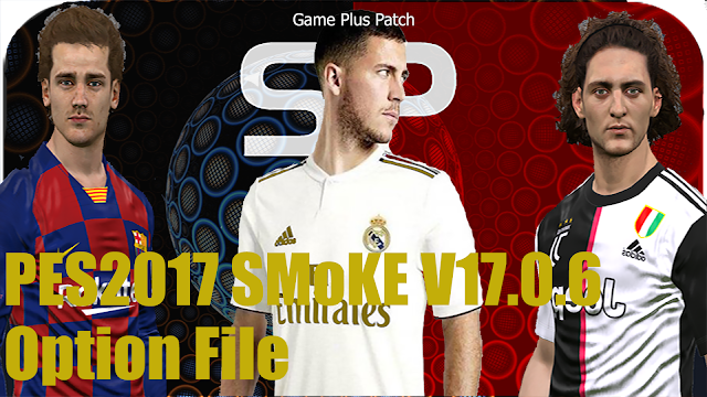 PES2017 Option File Update Summer Transfer SMoKE V17 0 6 ~ Game Plus