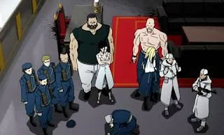 Fullmetal Alchemist: Brotherhood Episódio 57