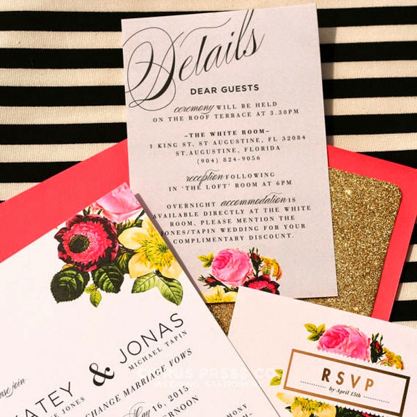 30 Inexpensive and Affordable Wedding Invitations Samples ...