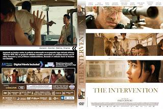 THE INTERVENTION- LA INTERVENCION 2019 (COVER DVD)