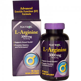 L-Arginine 3000mg - TPCN bổ dương cho nam giới.