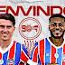 Bahia anuncia mais dois reforços para temporada