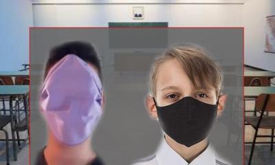 Προσοχή στις ακατάλληλες σχολικές μάσκες - Τι πρέπει να έχει μία μάσκα για να είναι τα παιδιά σας ασφαλή - Ποιες να επιλέγεται