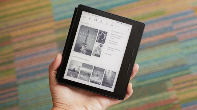 Amazon Kindle Oasis is the best buy tablets