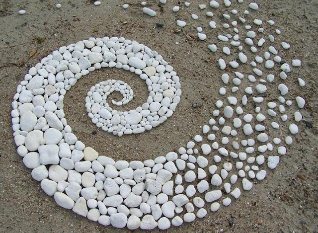 منحوتات الصخور