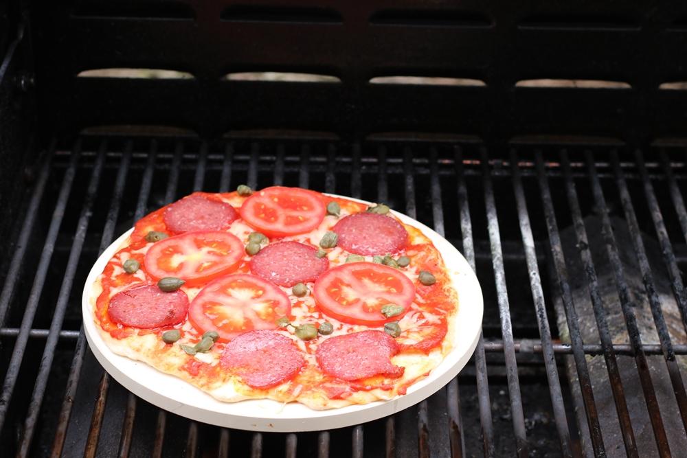 Wolkenfees Küchenwerkstatt Pizza Vom Grill