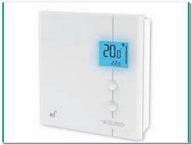 Stelpro ki stzw402wb+ Line Voltage Wifi Thermostat