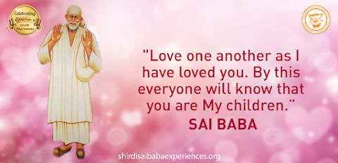 Sai's Children - Baba Blessing With Jholi Painting Image