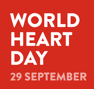 World Heart Day 2019 - 29 September
