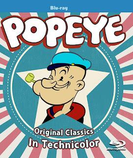 Popeye Original Classics – Volumen 1 [BD25] *Con Audio Latino, no subs