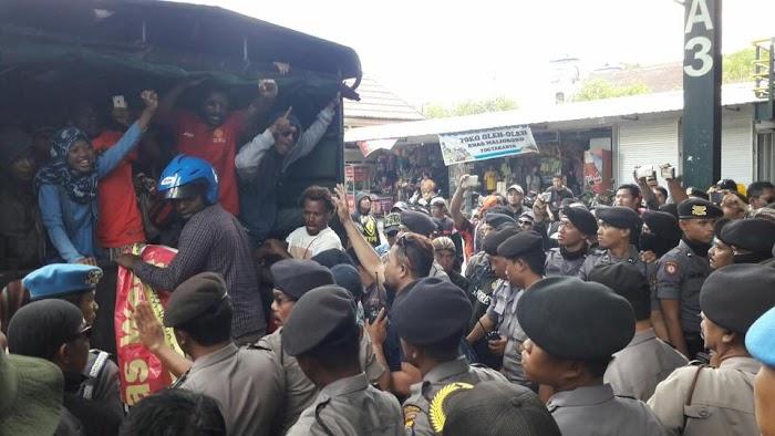55 Tahun New York Agreement, Negara Melanggar Kebebasan Berekspresi Orang West Papua