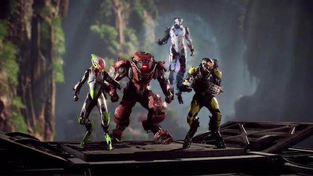 Anthem recompensa a los jugadores por asociarse con XP adicional en función de cuántos jugadores hay en un escuadrón.