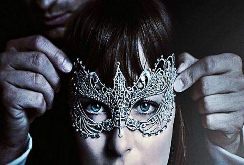 «Πενήντα πιο Σκοτεινές Αποχρώσεις του Γκρι»: Πρώτο... σέξυ trailer για την ταινία!