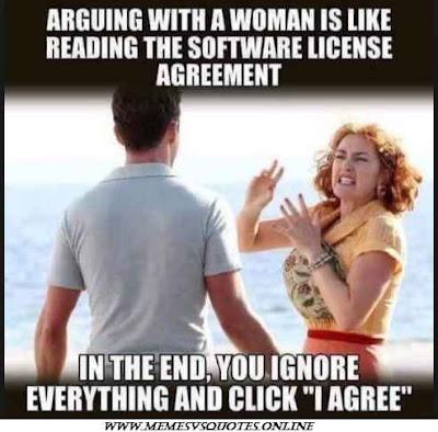 Women is like