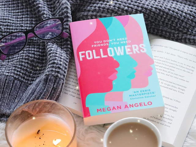 Followers by Megan Angelo Blog Tour