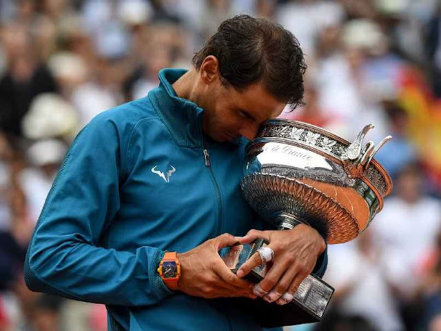 Sports Today: Nadal Wins 11th French Open Title