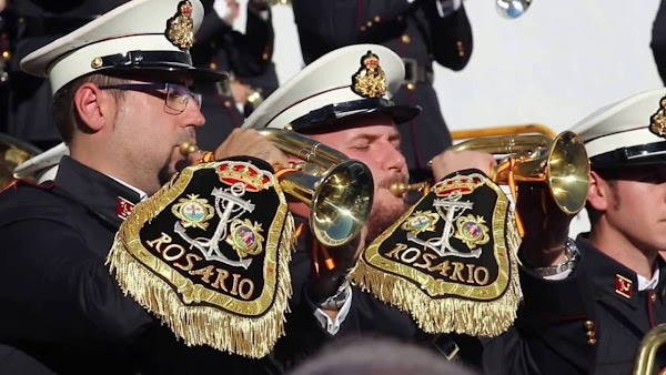 Queda libre la La Banda de CCyTT del Rosario de Cádiz el Viernes Santo