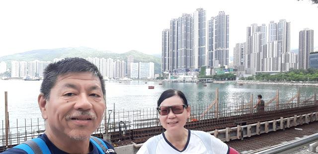 投資無知 攀山無悔 YSWong Blog: 2019年7月21日 青衣 荃灣 (行山活動/雷暴警告)