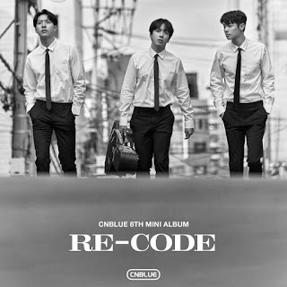 CNBLUE (씨엔블루) RE-CODE - 8th Mini Album