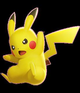 Pokémon Unite - Pikachu Splash Art