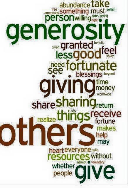 Wisdom 4 Winning: NISHIOKA'S GENEROUSITY