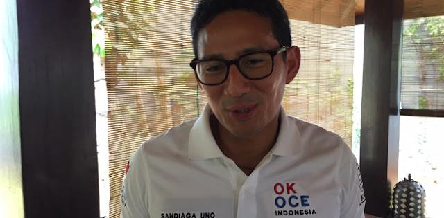 Sandi Dapat Instruksi Dari Prabowo Lirik Kader Muda Yang Bisa Besarkan Partai
