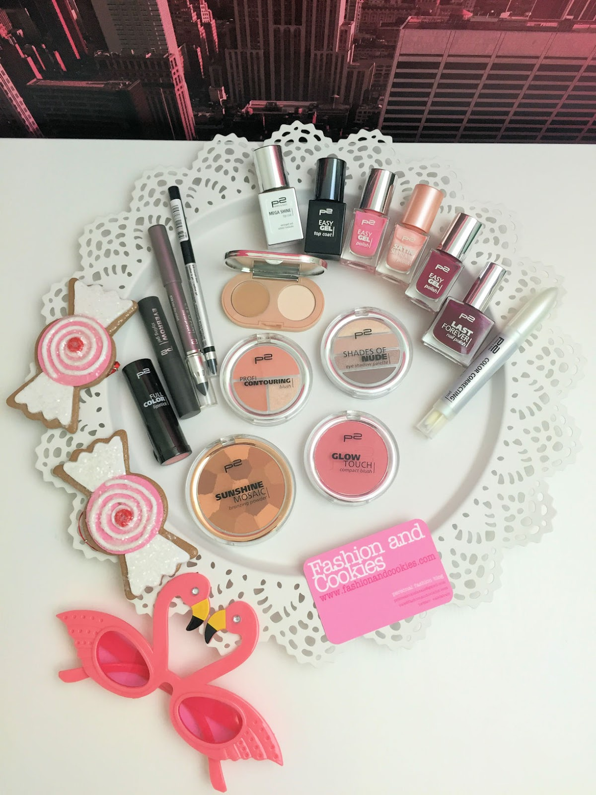 p2 Cosmetics makeup low cost review e haul su Fashion and Cookies beauty blog, beauty blogger