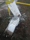 Accident rutier nocturn în orașul Leova
