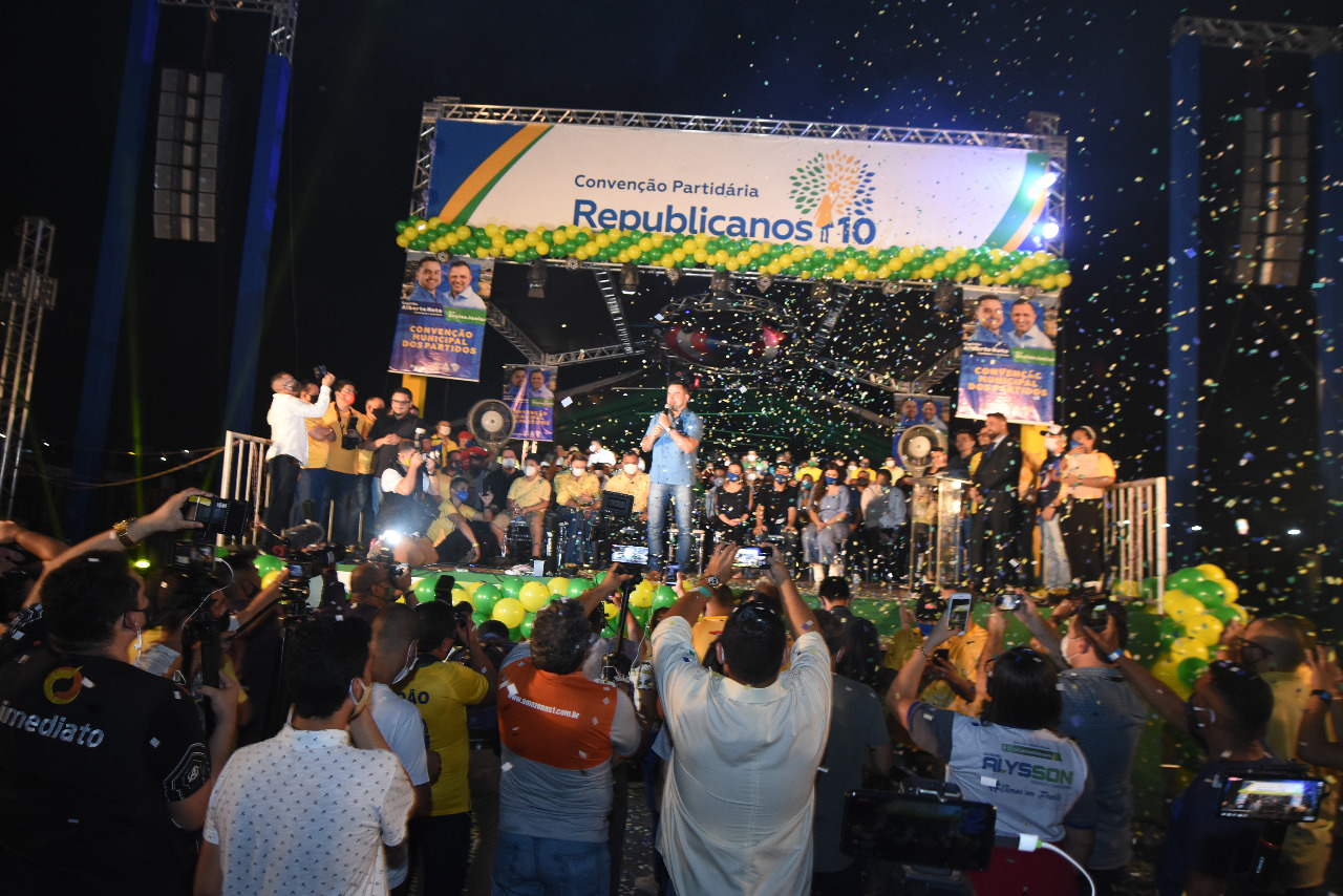 Convenção confirma Capitão Alberto Neto e Orsine Júnior à prefeitura de  Manaus - O CHEFÃO DA NOTÍCIA