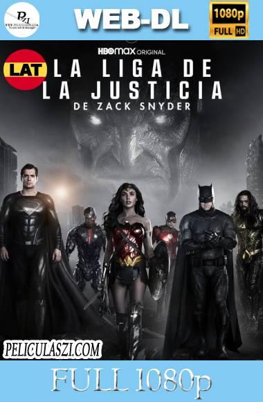 La Liga de la Justicia de Zack Snyder (2021) Full HD HMAX WEB-DL 1080p Dual-Latino