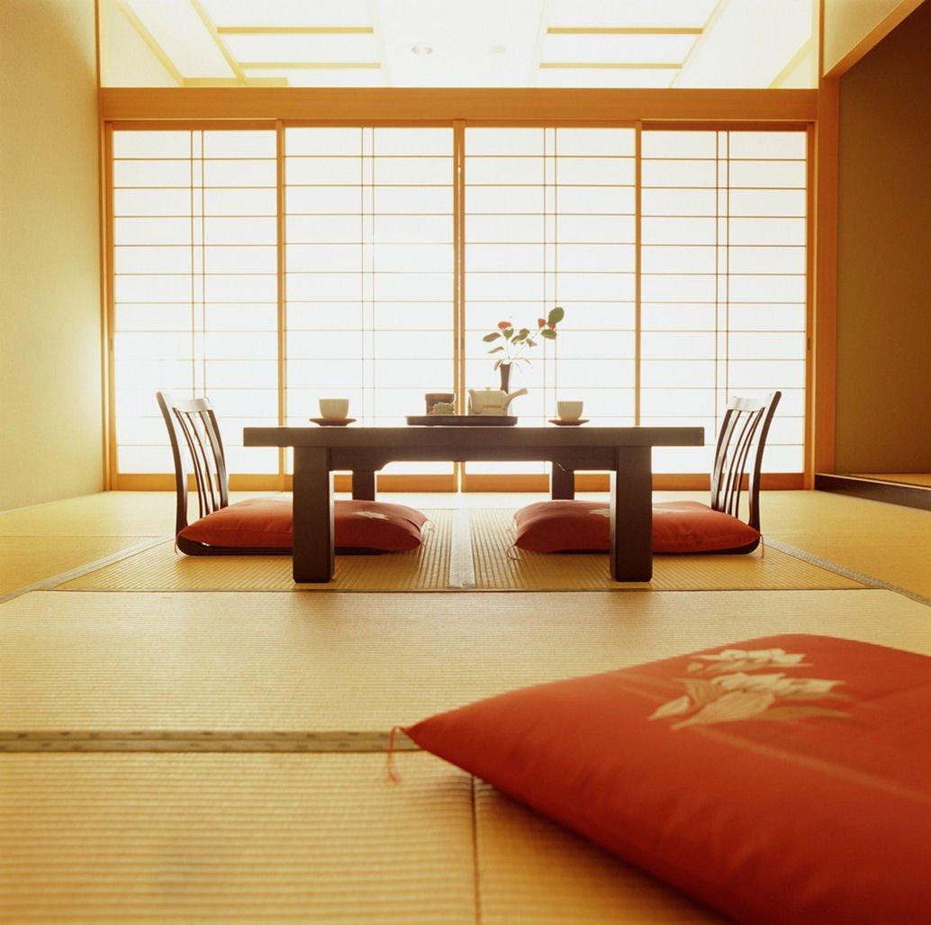 Decora interi decora o oriental for Camere giapponesi