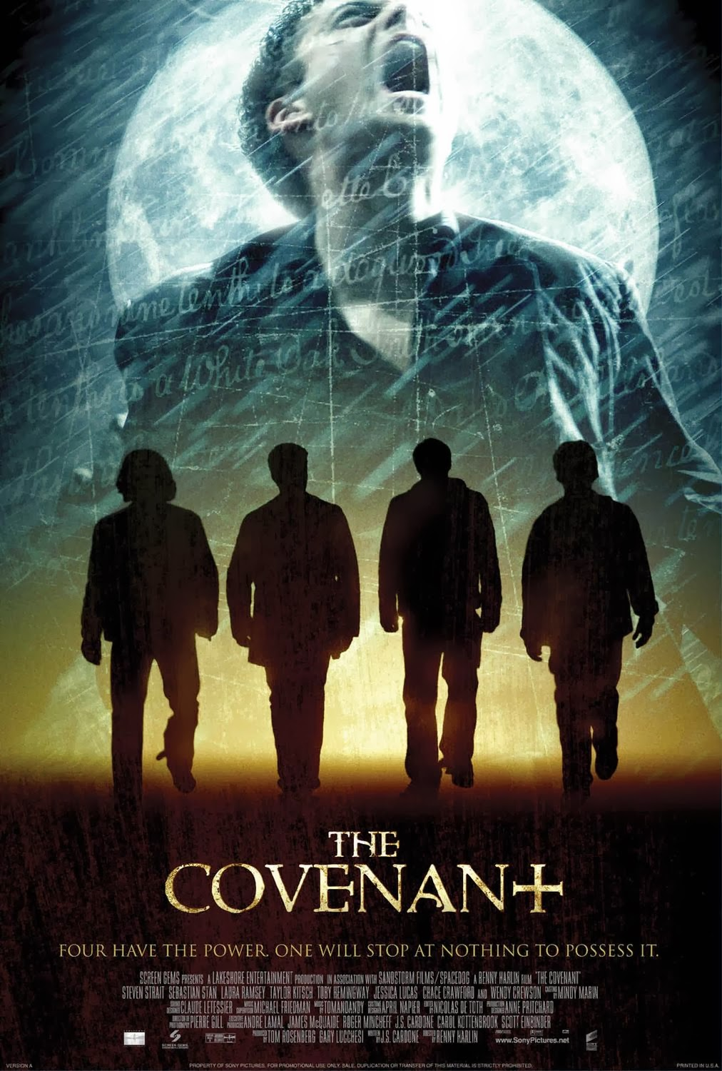 Download The Covenant (2006) BluRay 720p